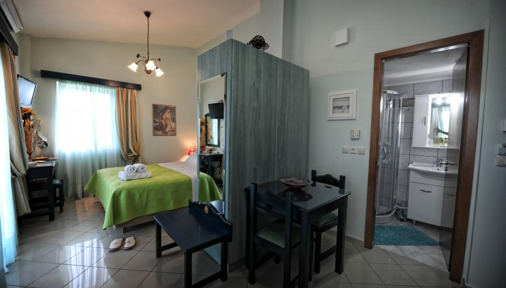 Suite Afrodite Irida Resort Kalo Nero Beach Kyparissia Messinia Peloponnese