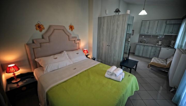 Afrodite suite Resort Kalo Nero Beach Kyparissia Messinia Peloponnese
