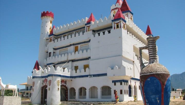 Замок в Агрилисе